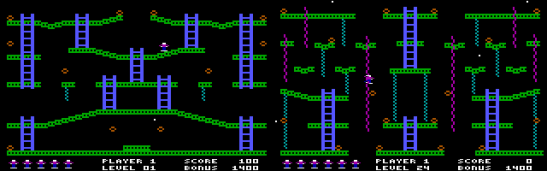 Not to be confused with Lode Runner